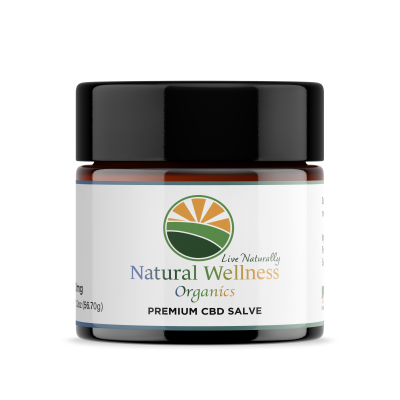 Natural Wellness Organics Premium CBD Salve
