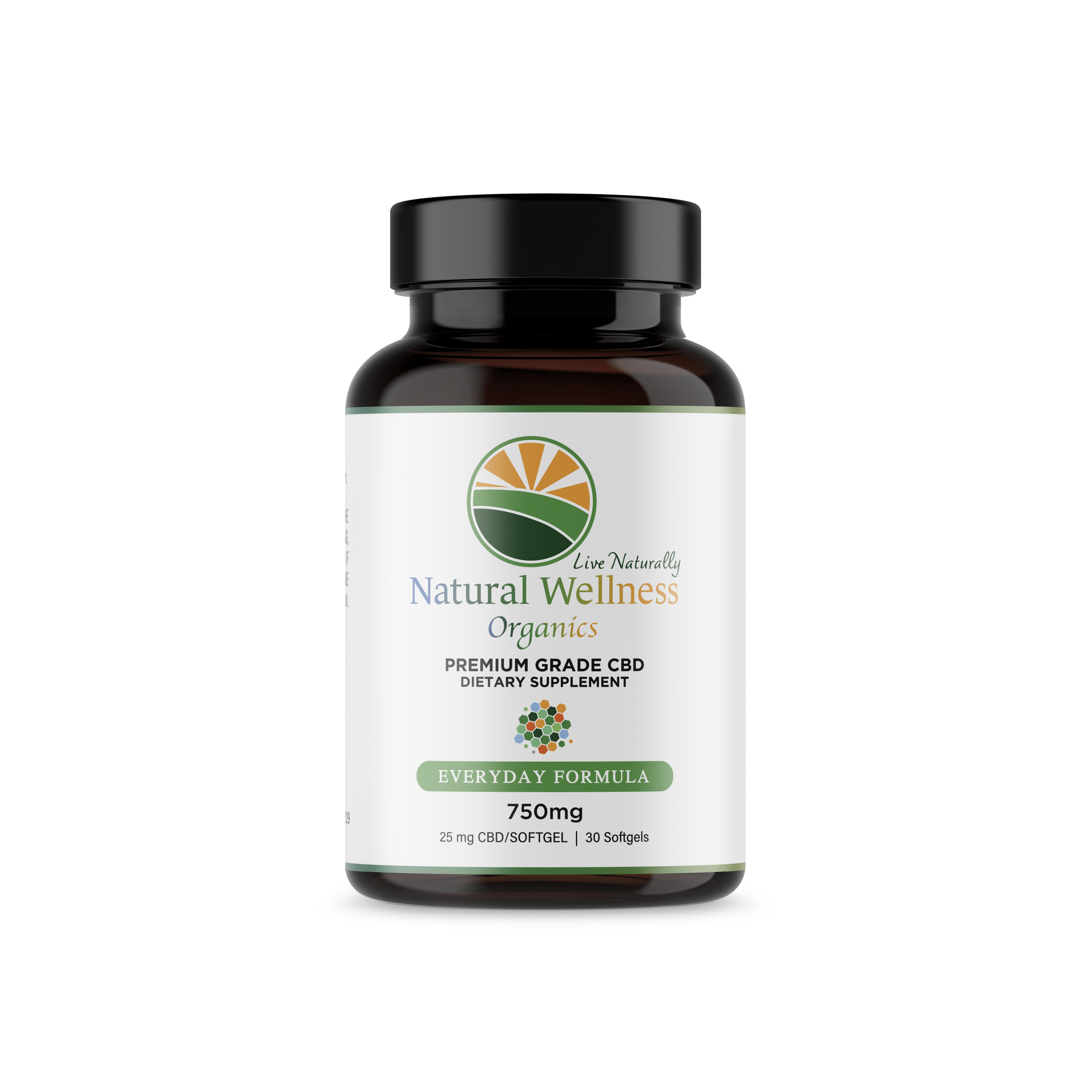 CBD Softgels 750 mg