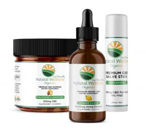 Starter Kit with CBD Oil