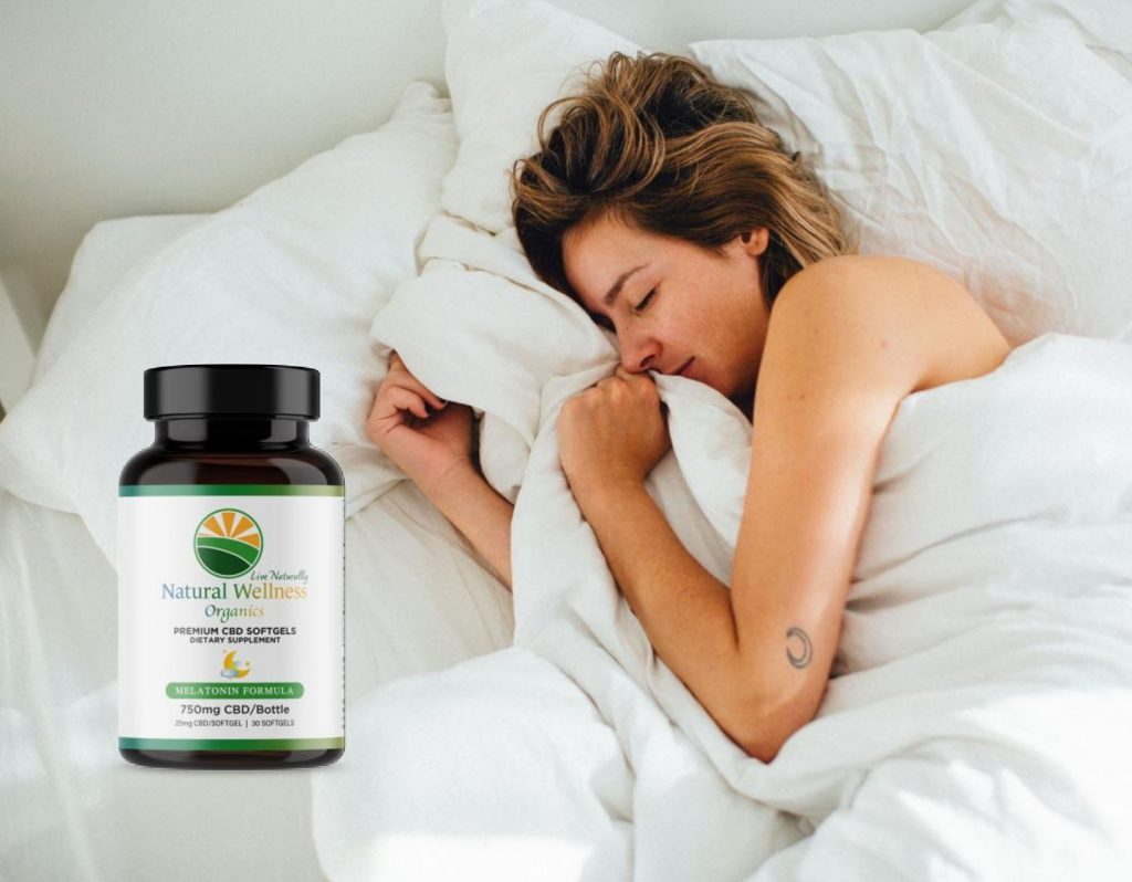 5 Top CBD Products for Your Best Sleep